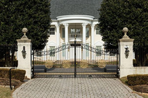 Atiku's US mansion [Photo Credit: Zillow - www.zillow.com]